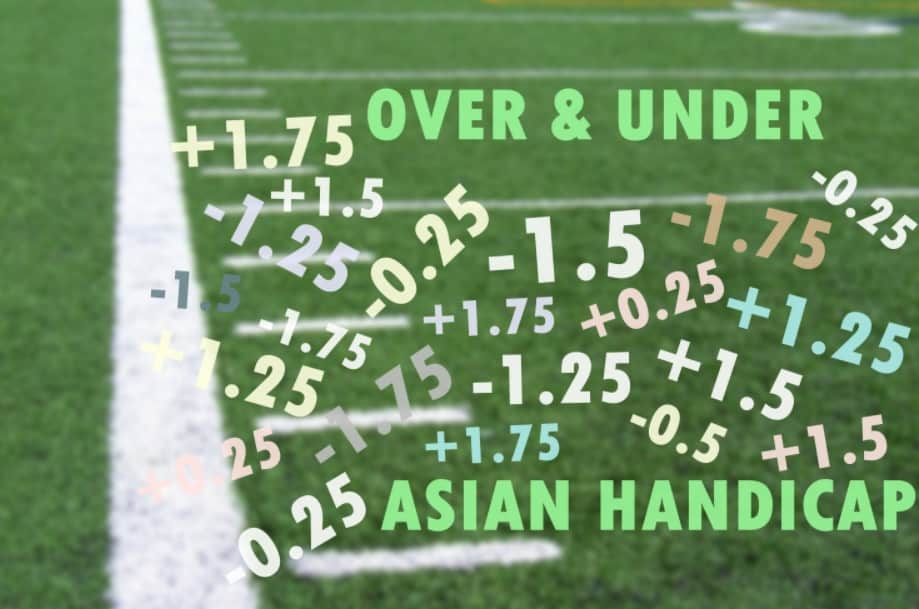 Pariuri asiatice pe goluri explicate