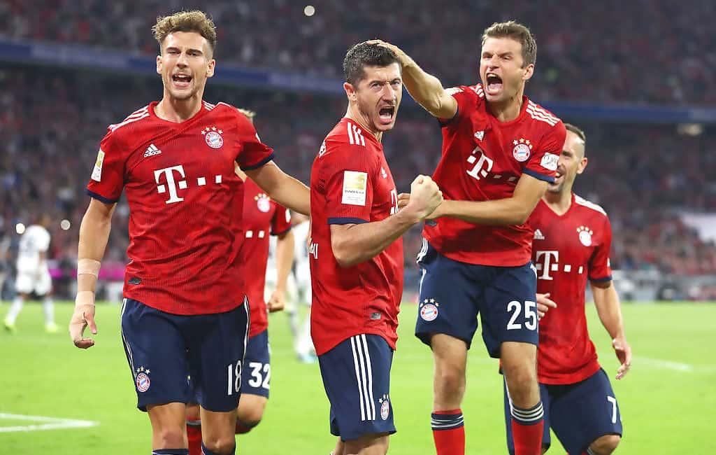Bayern Munchen - AEK Atena