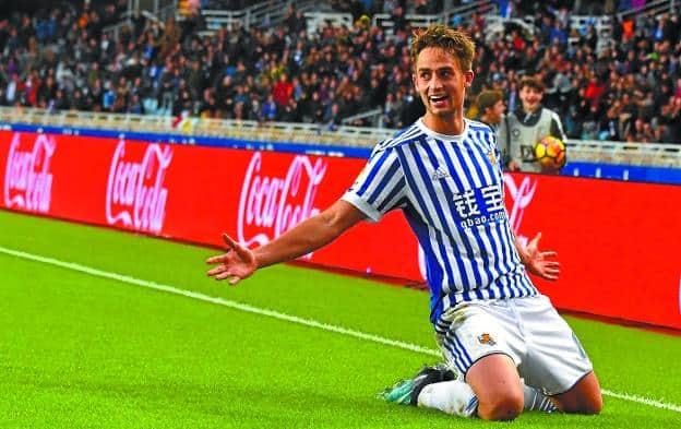 Real Sociedad - Levante