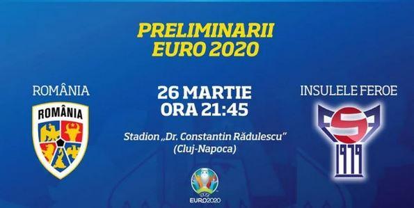 Romania vs Feroe 6 cote speciale