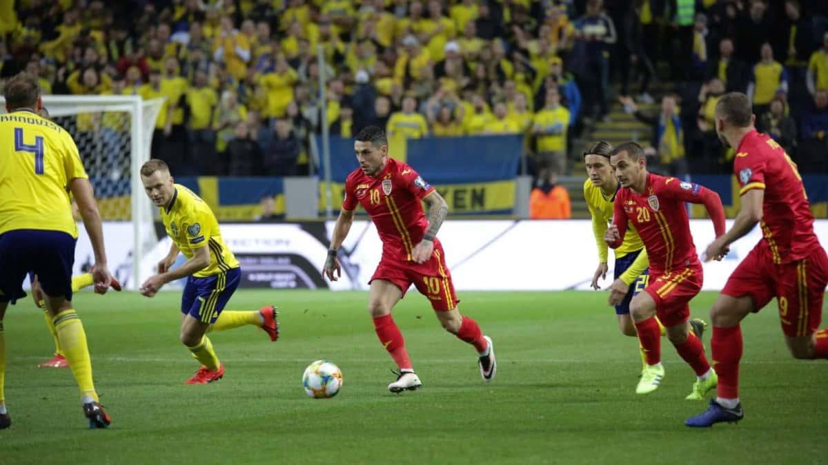 Romania vs. Insulele Feroe - cota 50