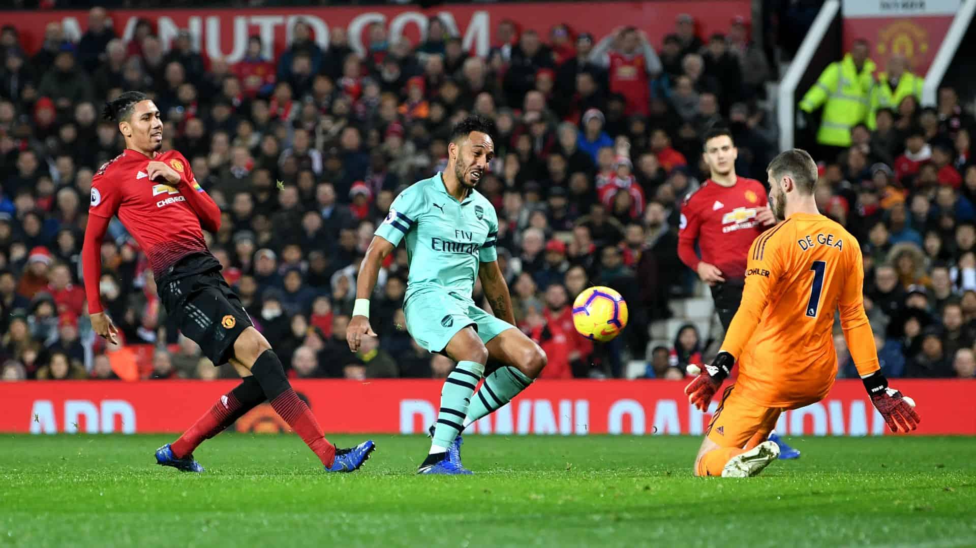 Pariurile pe Arsenal vs Manchester United