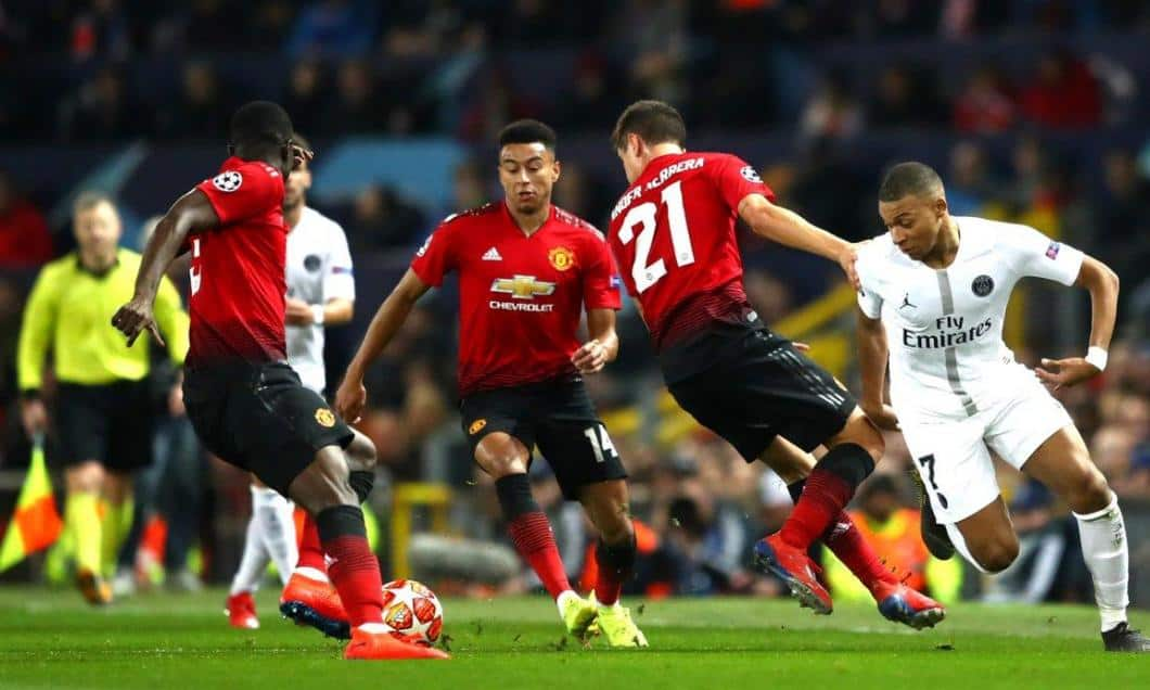 PSG vs. Manchester United - cota incredibila