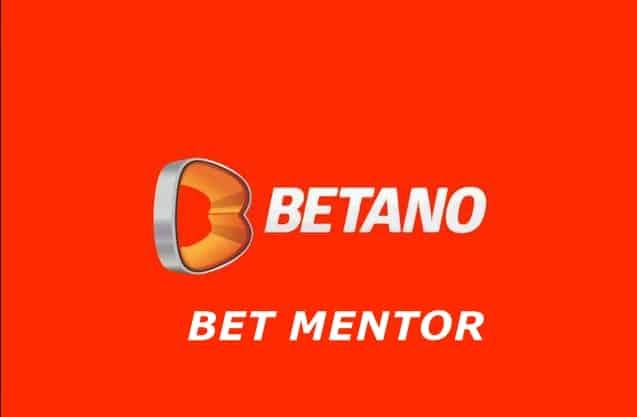 Bet Mentor la Betano