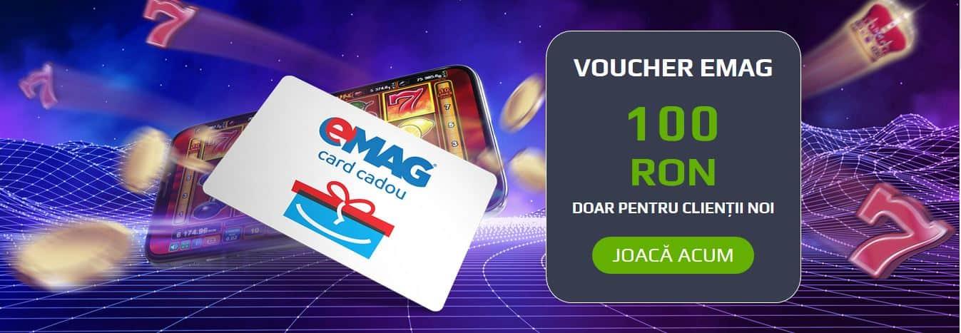 voucher eMAG gratis