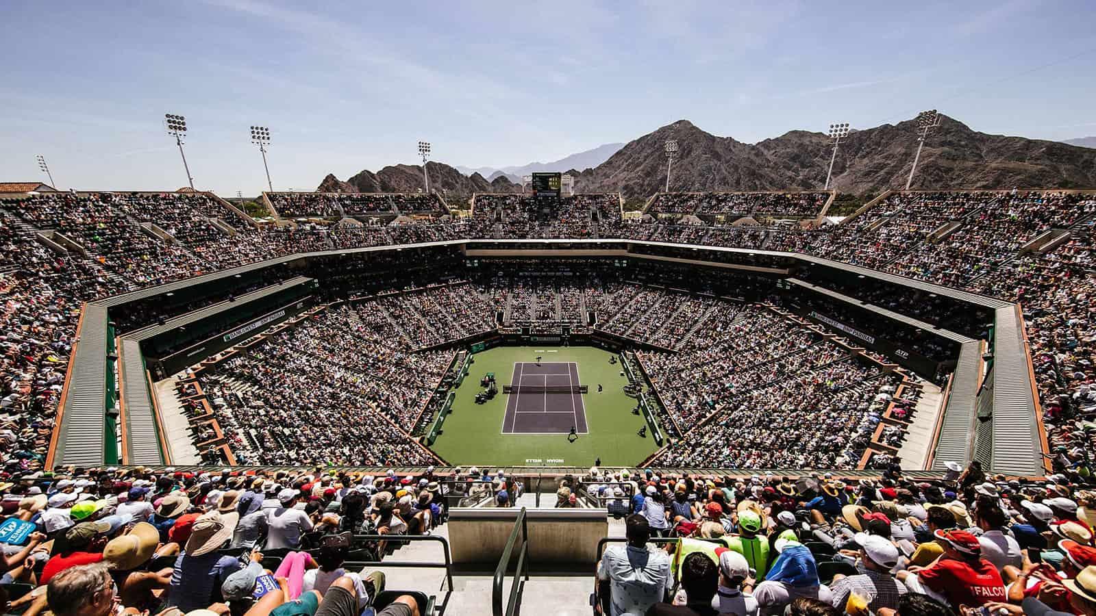 Pariurile pe meciurile de la Indian Wells