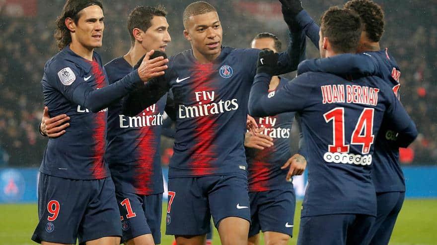 tricou oficial Paris Saint Germain