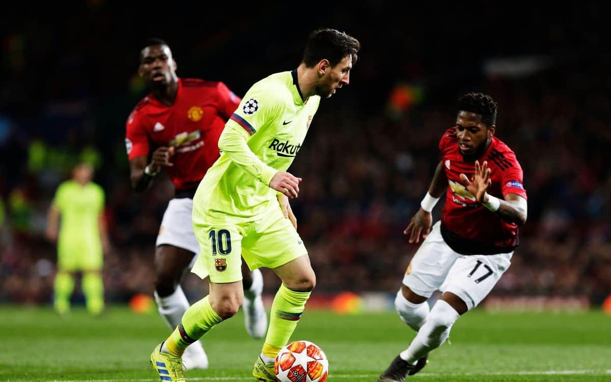 gol in Barcelona vs. Man. United
