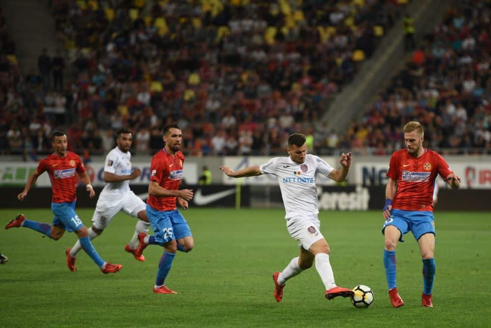 invingatorul din CFR Cluj-FCSB