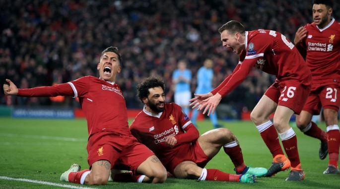 Liverpool vs Porto cota marita la 40.00