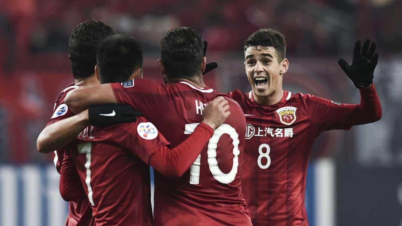 Ponturi fotbal Shanghai SIPG vs Jeonbuk