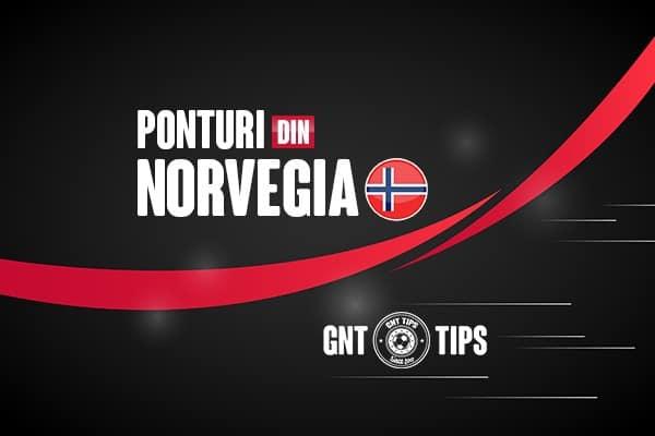ponturi norvegia