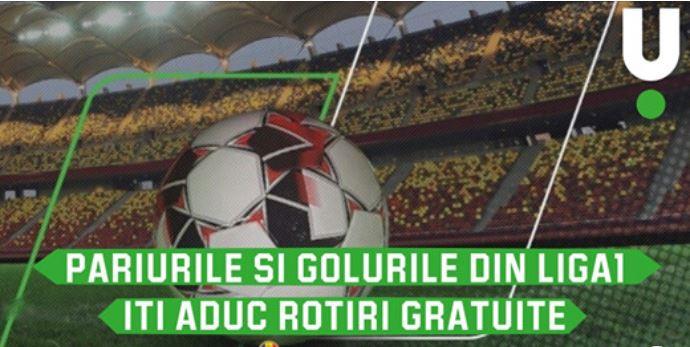 1-3 februarie: Golurile marcate in Liga I iti aduc rotiri gratuite