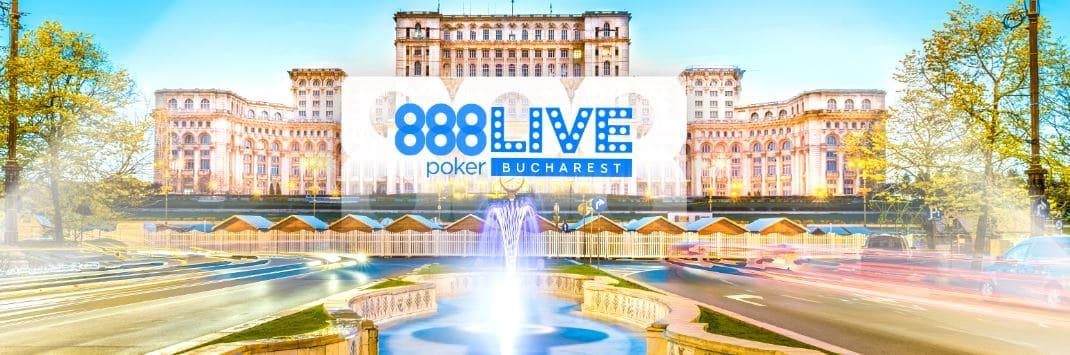 Cand incepe 888LIVE Bucuresti 2020?
