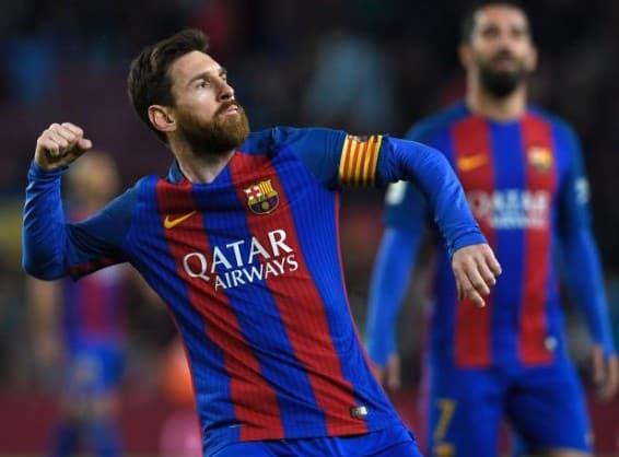 Lionel Messi a pus umarul la multe recorduri din Champions League