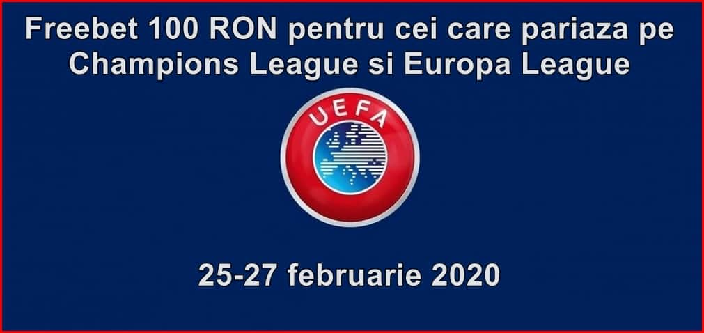 cupele europene 25-27 februarie