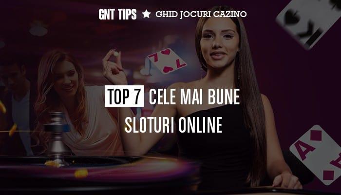 Top 7 cele mai bune Sloturi Online