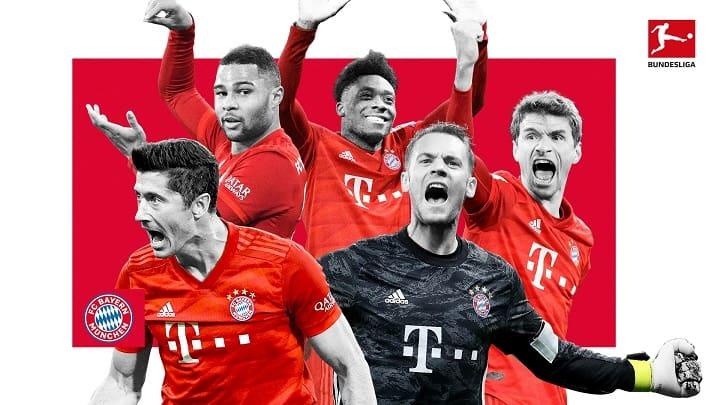 Bayern Munchen 2019/20