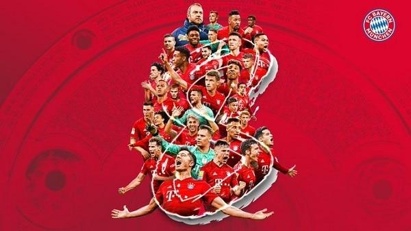 Bayern a castigat titlul