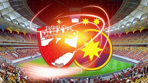 Ponturi la pariuri Dinamo FCSB