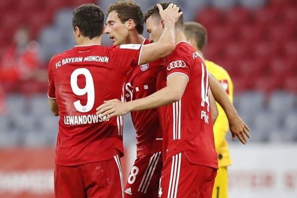 Cote marite 888 la Bayern vs Monchengladbach