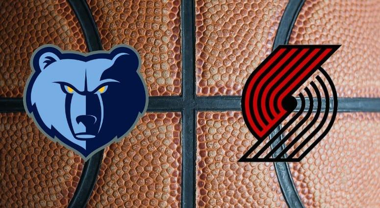 Portland vs Memphis NBA