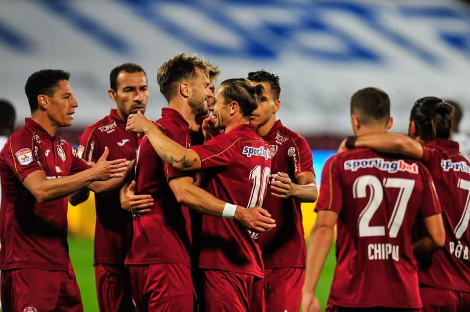 Pariuri antepost: Mizam pe CFR Cluj in Europa League