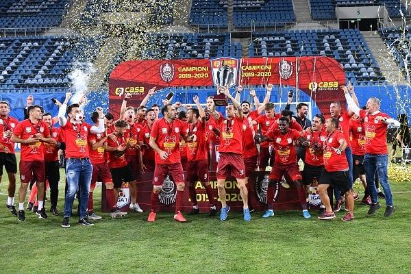 Cine câștigă Liga 1 2020/21?