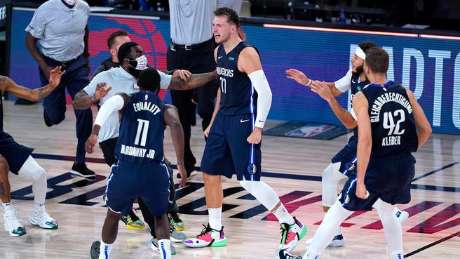 Luka Doncic NBA