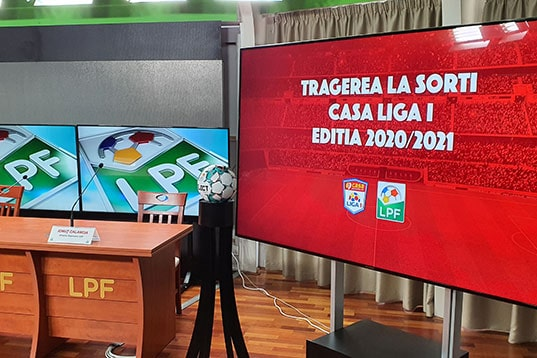 Program complet Liga 1 2020/21