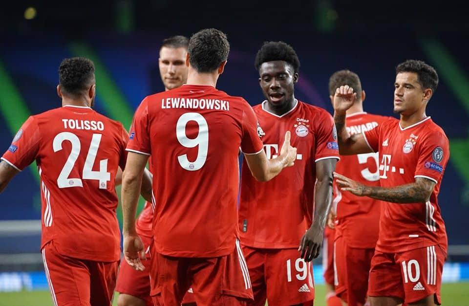 Cota speciala pentru Bayern Munchen