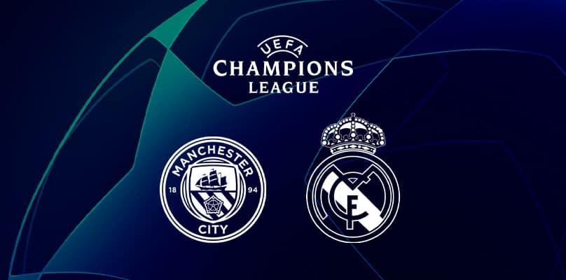 Cote speciale 888 pentru Manchester City - Real Madrid