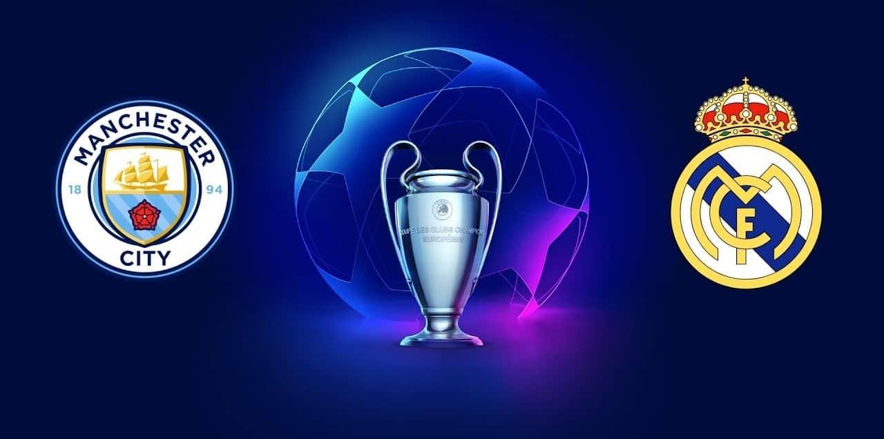 Cote marite la Manchester City vs Real Madrid