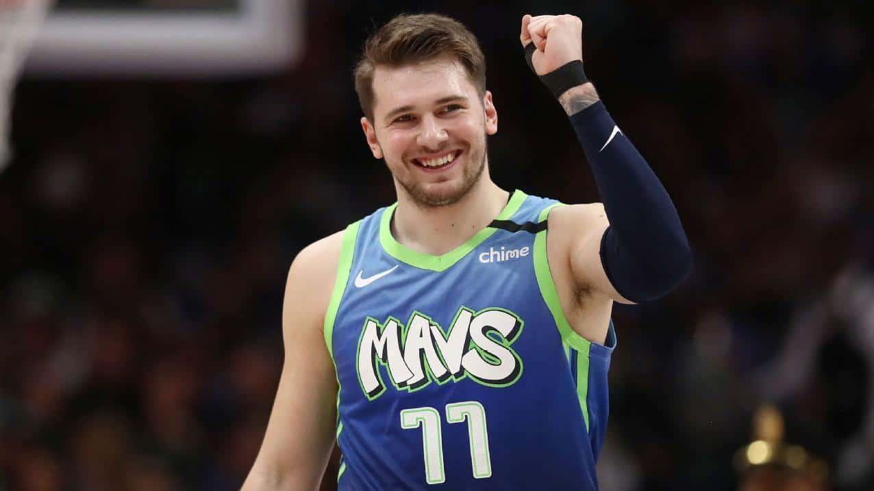 NBA Luka Doncic