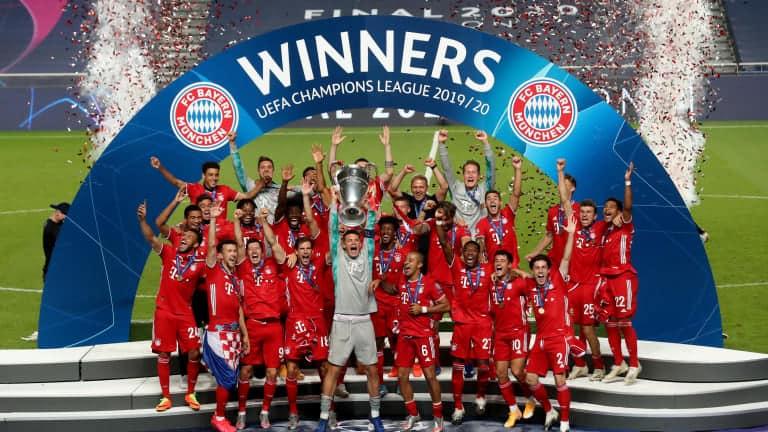 Cota 35.00 pentru Bayern