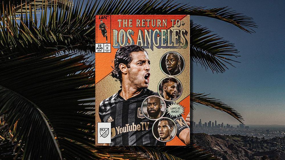 Los Angeles - favorita certa