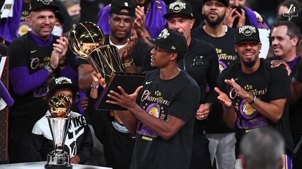 Los Angeles Lakers câștigă titlul în NBA