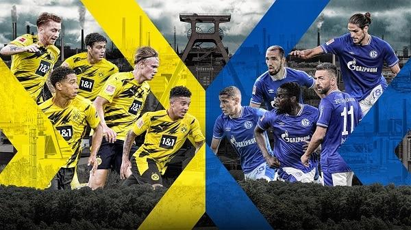 Ponturi fotbal Borussia Dortmund - Schalke - Bundesliga