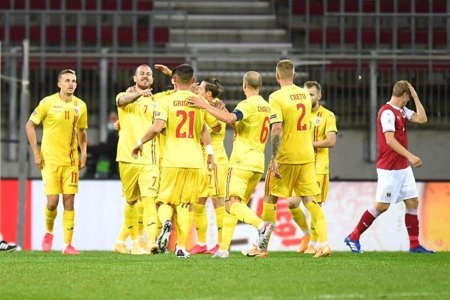 Ponturi pariuro Romania vs Armenia