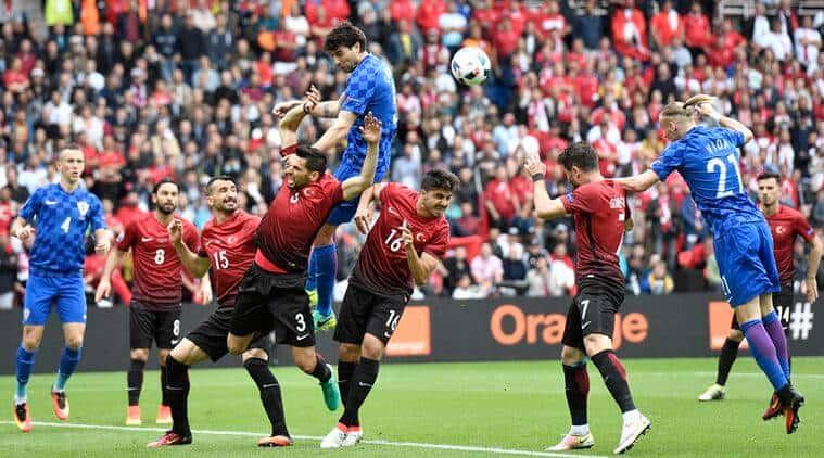 Meciul zilei Turcia vs Croatia 11.11.2020