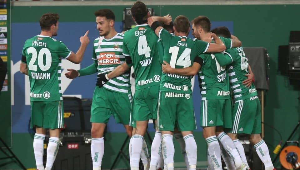Ponturi Dundalk vs Rapid Viena