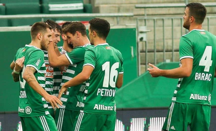 Ponturi Rapid Viena vs Dundalk