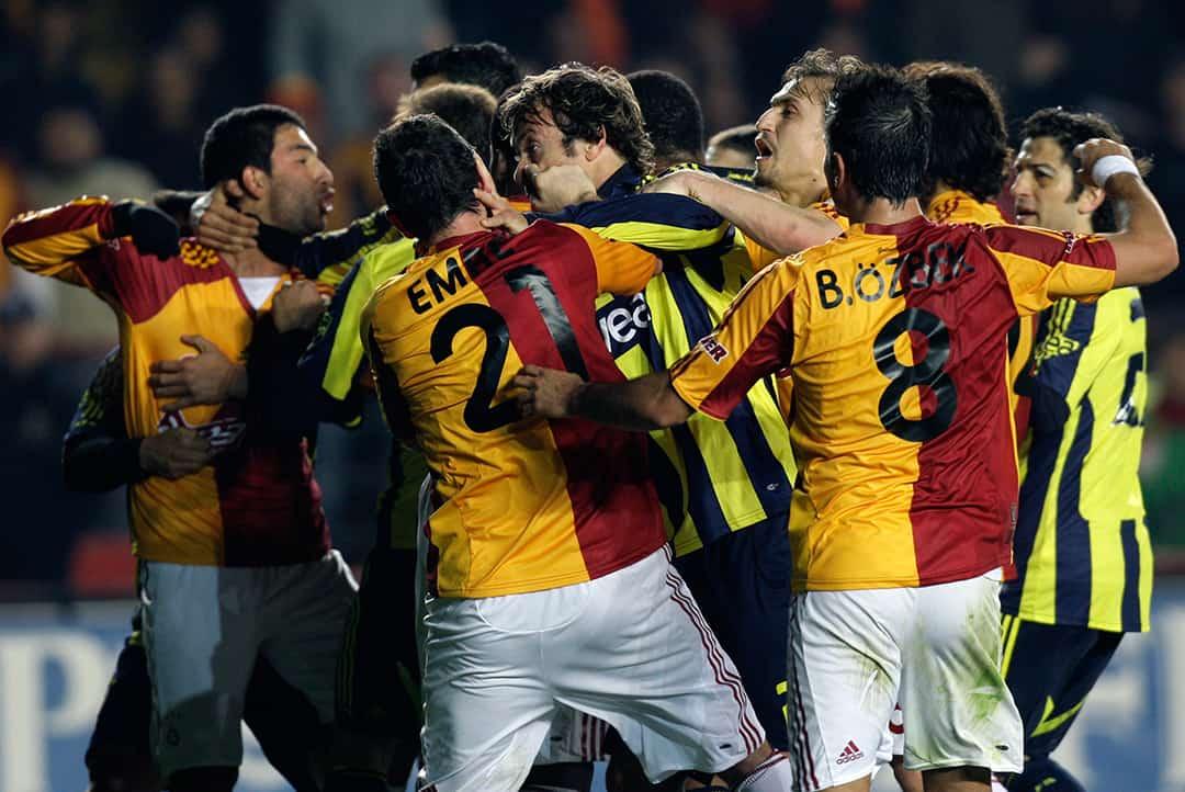 Meciul zilei Fenerbahce vs Galatasaray