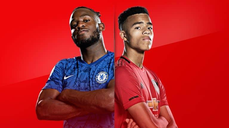 Cote marite Chelsea vs Manchester United