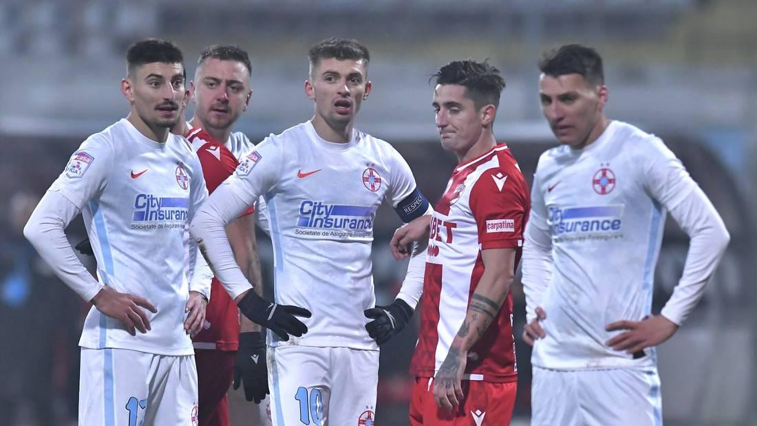 Promotii Dinamo vs FCSB