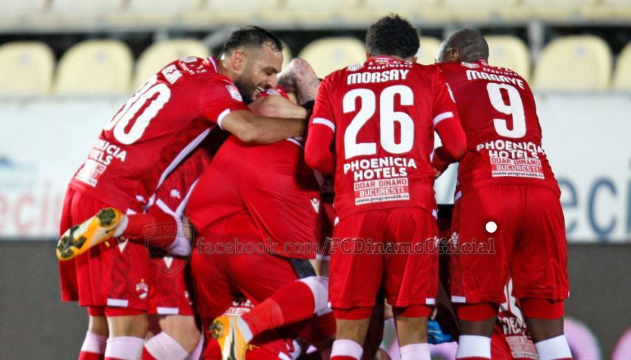 Ponturi pariuri Dinamo Bucuresti vs FC Arges