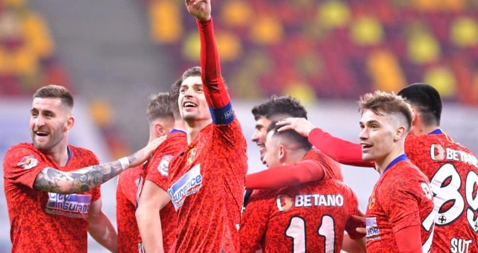 Ponturi pariuri FCSB vs Universitatea Craiova