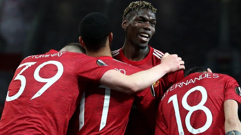 Ponturi AS Roma vs Manchester United
