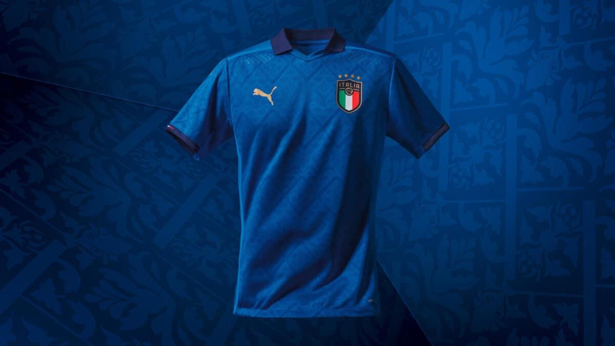 echipament acasa italia euro 2020