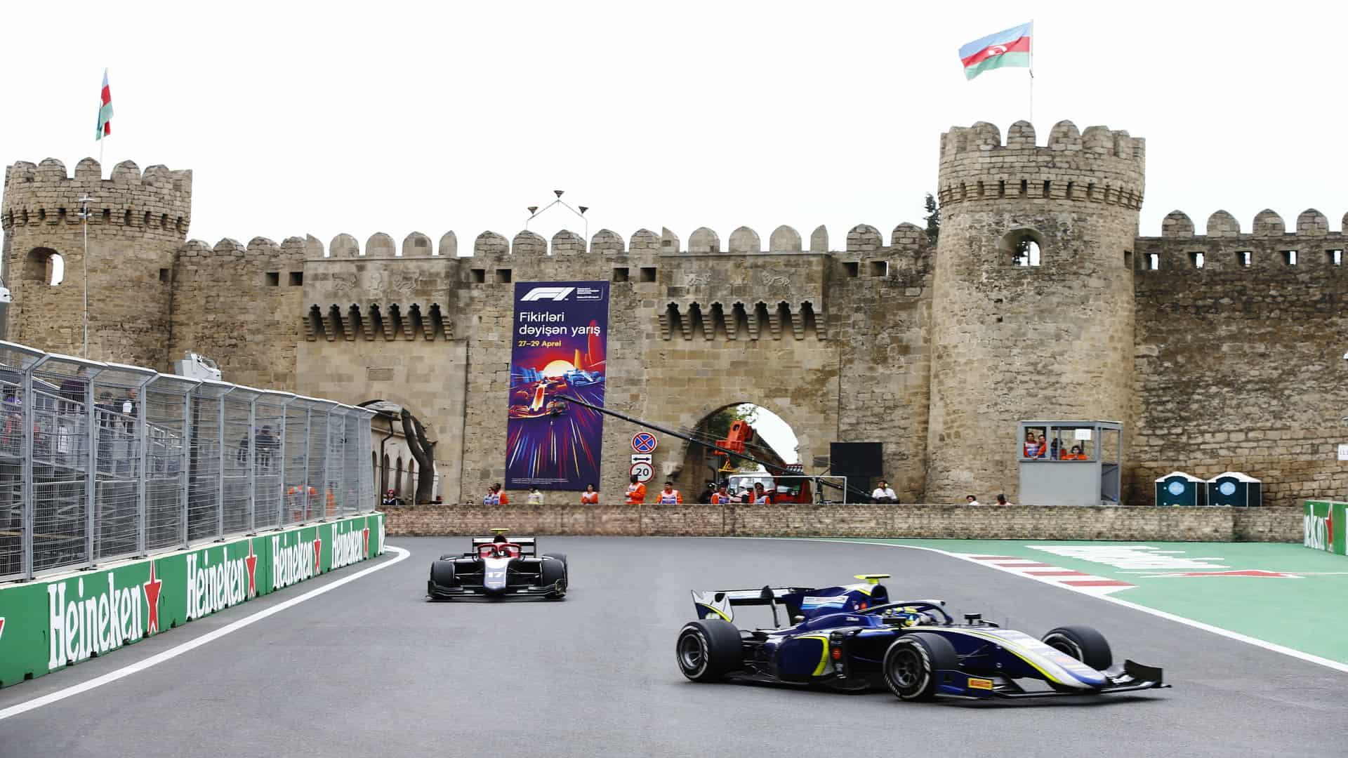 Formula 1 - MP al Azerbaijanului 06.06.2021